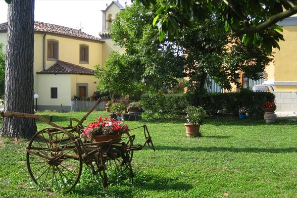 Villa Pardi Lucca - фото 16