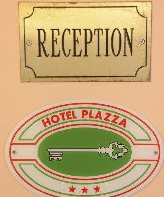 Hotel Plazza - фото 20