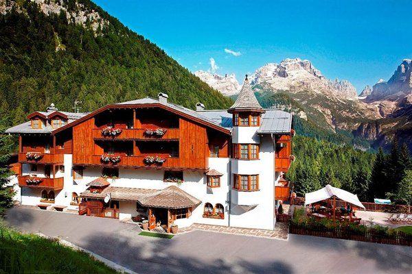Bio Hotel Hermitage - фото 22