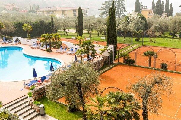 Club Hotel Olivi - Tennis Center - фото 50