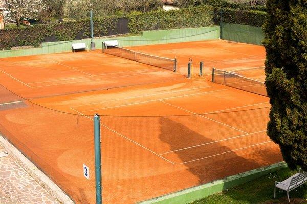 Club Hotel Olivi - Tennis Center - фото 17
