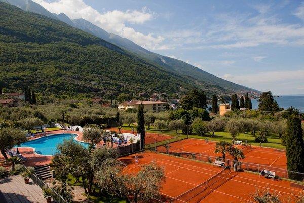 Club Hotel Olivi - Tennis Center - фото 22