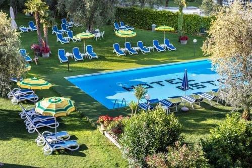 Hotel Garni Orchidea - фото 21