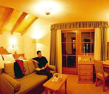 Almhof Hotel Call - фото 3