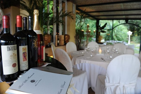 Hotel Villa Maremonti - фото 12
