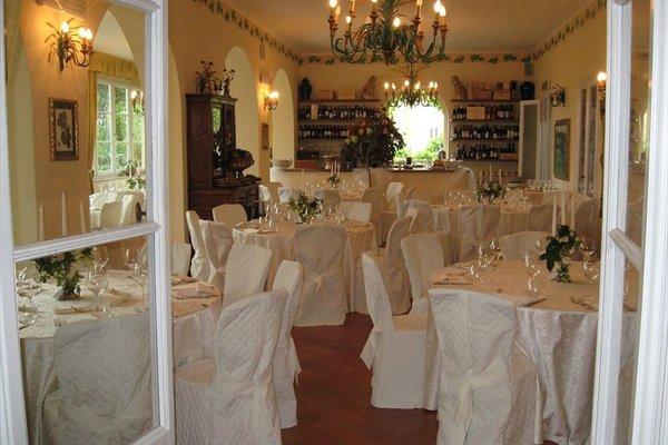 Hotel Villa Maremonti - фото 13