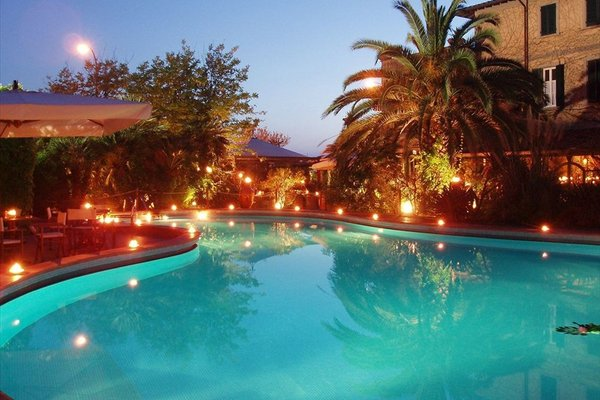 Hotel Villa Maremonti - фото 22