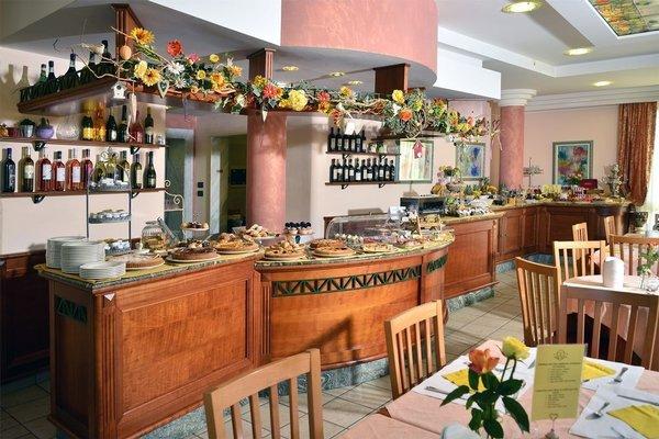 Hotel Villa Tiziana - фото 14
