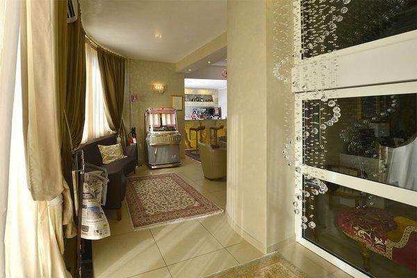 Hotel Villa Tiziana - фото 16