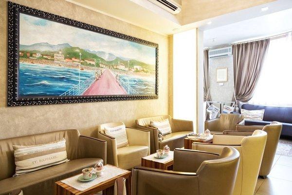 Hotel Villa Tiziana - фото 5