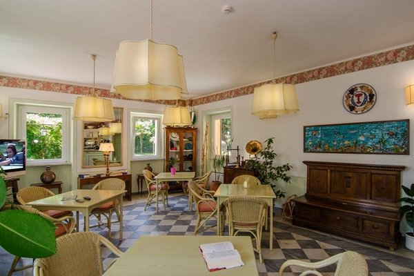 Hotel Cavalieri Del Mare - фото 7