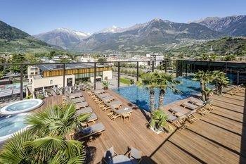 Hotel Therme Meran - Terme Merano - фото 19