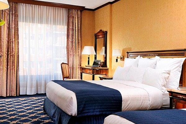 Milan Marriott Hotel - фото 1