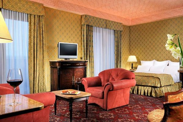 Milan Marriott Hotel - фото 3