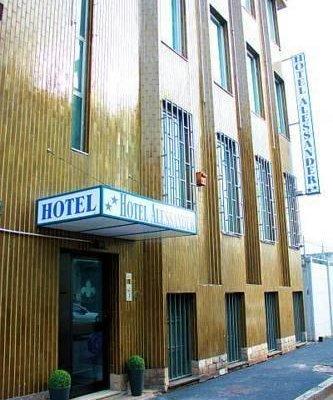 Hotel Alessander - фото 22