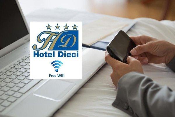 Hotel Dieci - фото 15