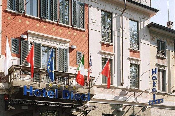 Hotel Dieci - фото 23