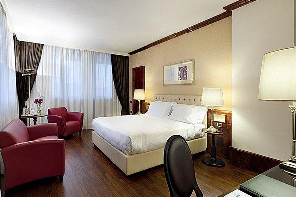 UNA Hotel Scandinavia - фото 1