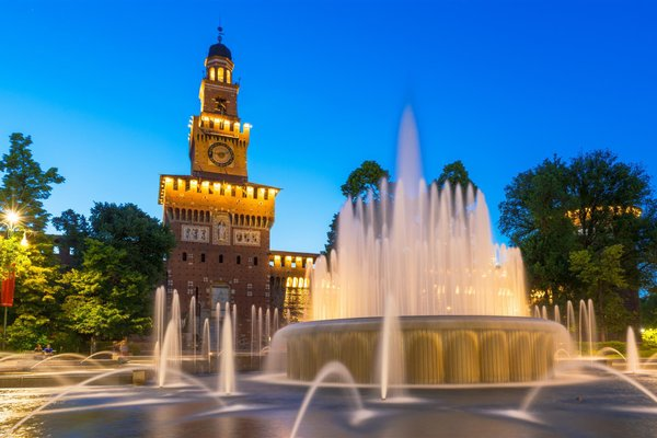 Hotel Catalani e Madrid - фото 21