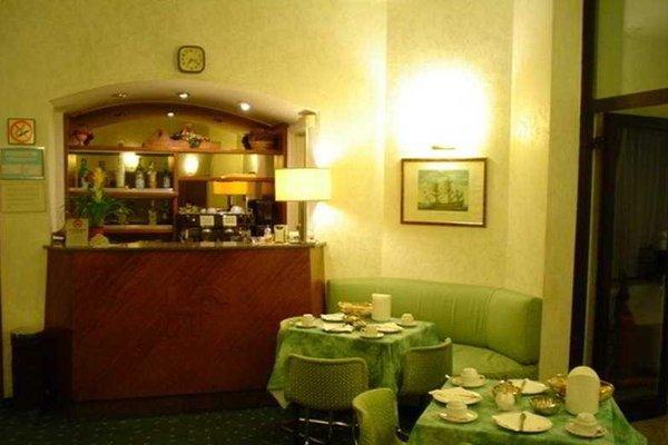 Отель Flora - фото 16