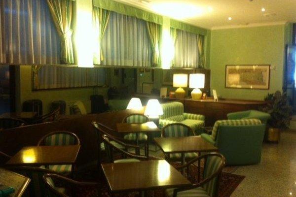 Отель Flora - фото 20