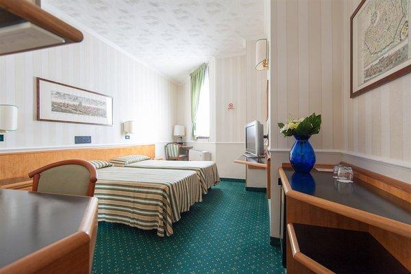 Отель Flora - фото 5