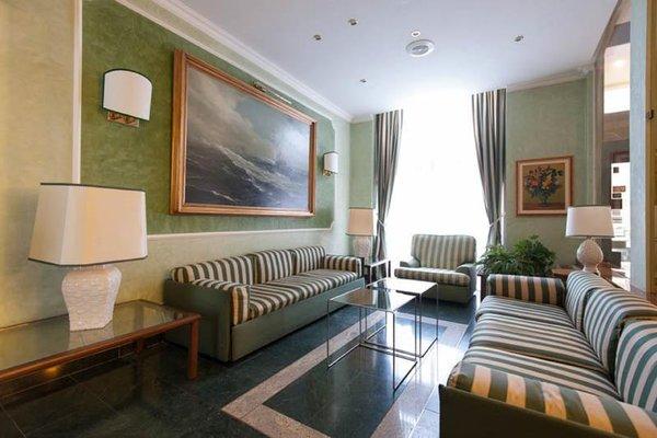 Отель Flora - фото 7