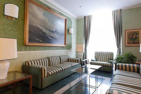Отель Flora - фото 8