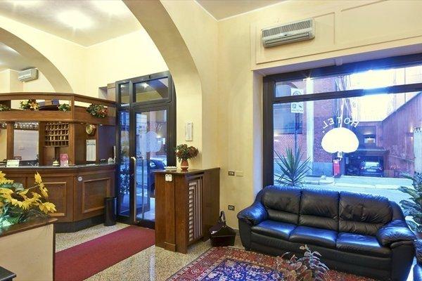 Hotel Pavone - фото 11