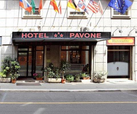 Hotel Pavone - фото 17
