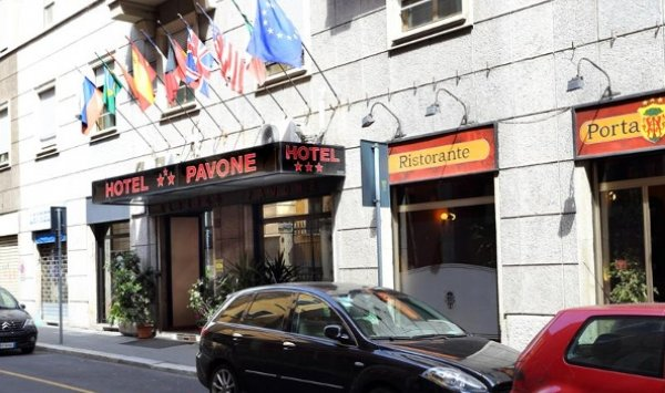 Hotel Pavone - фото 21
