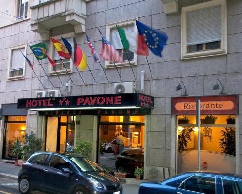 Hotel Pavone - фото 22