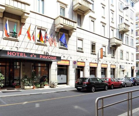 Hotel Pavone - фото 23