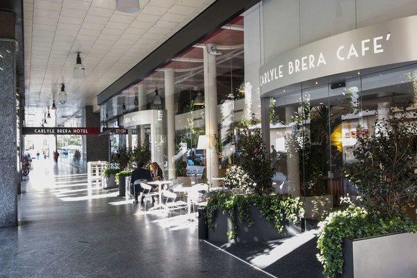 Carlyle Brera Hotel - фото 13