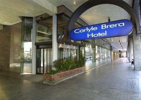 Carlyle Brera Hotel - фото 19