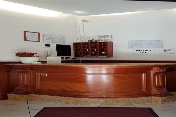 Hotel Mondial - фото 17