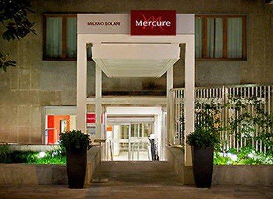 Hotel Mercure Milano Solari - фото 7