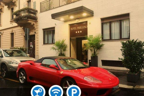 Hotel Perugino - фото 23