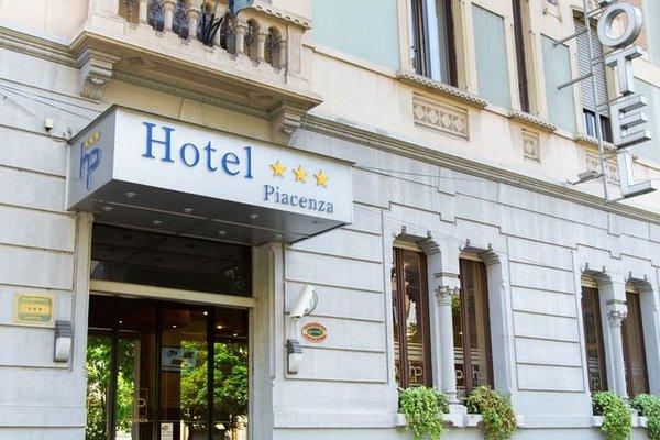 Hotel Piacenza - фото 21