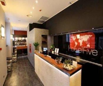 Hotel Five - фото 14