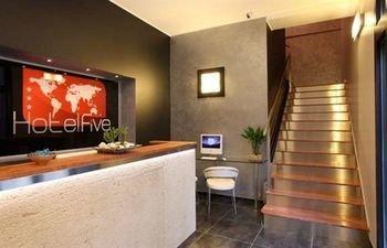 Hotel Five - фото 19
