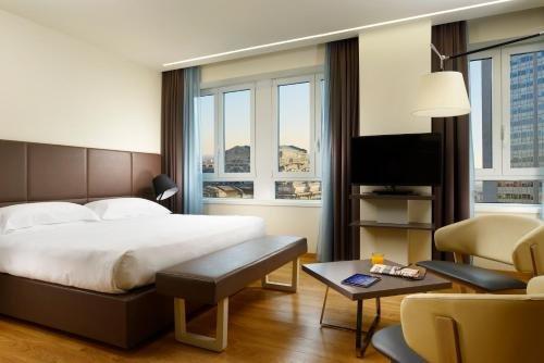 UNA Hotel Century - фото 4
