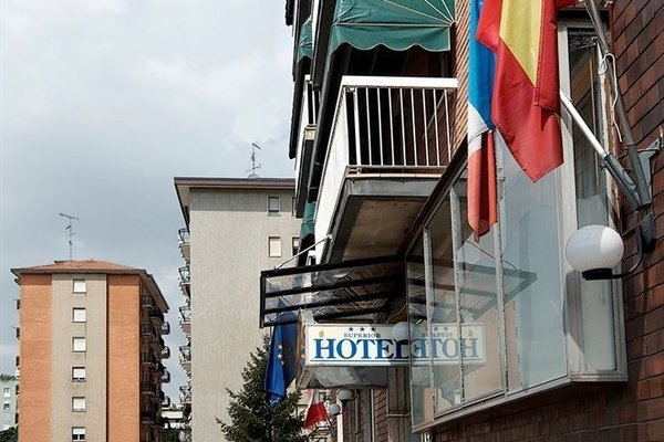 Hotel Rex Milano - фото 21