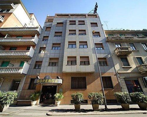 Hotel Soperga - фото 23