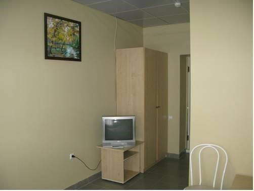 Отель Рябинка - фото 8