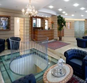 Duca D'Aosta Hotel - фото 9