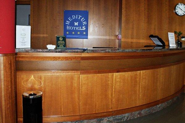 Meditur Hotel Torino - фото 14