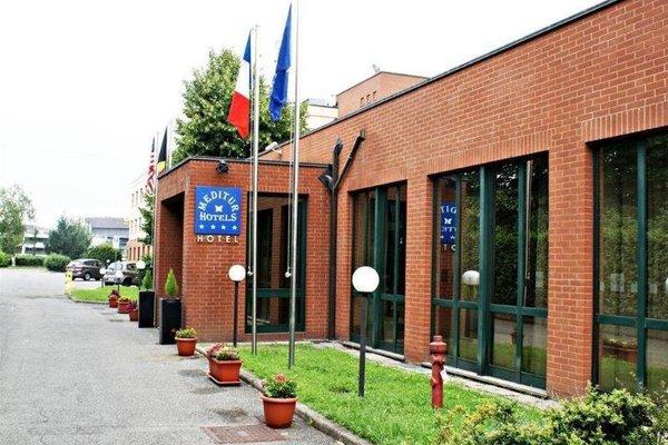 Meditur Hotel Torino - фото 21