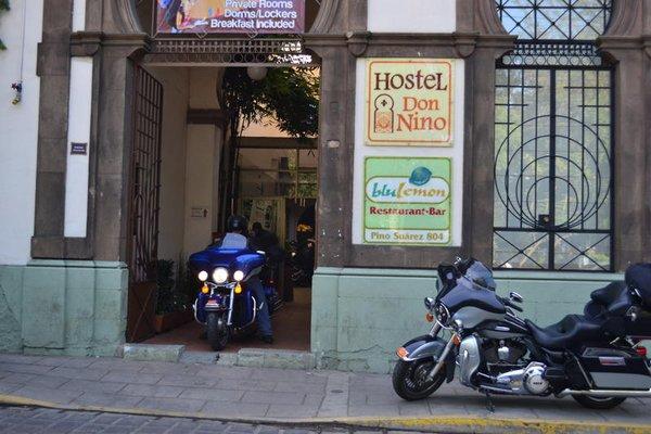 Hostel Don Nino - фото 22