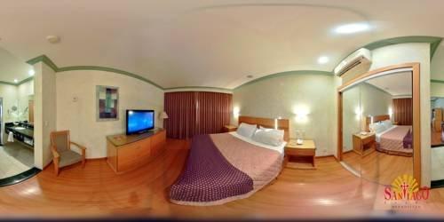 Hotel Santiago Plaza - фото 13